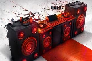 DJ Stuff - Obrázkek zdarma pro Sony Xperia E1