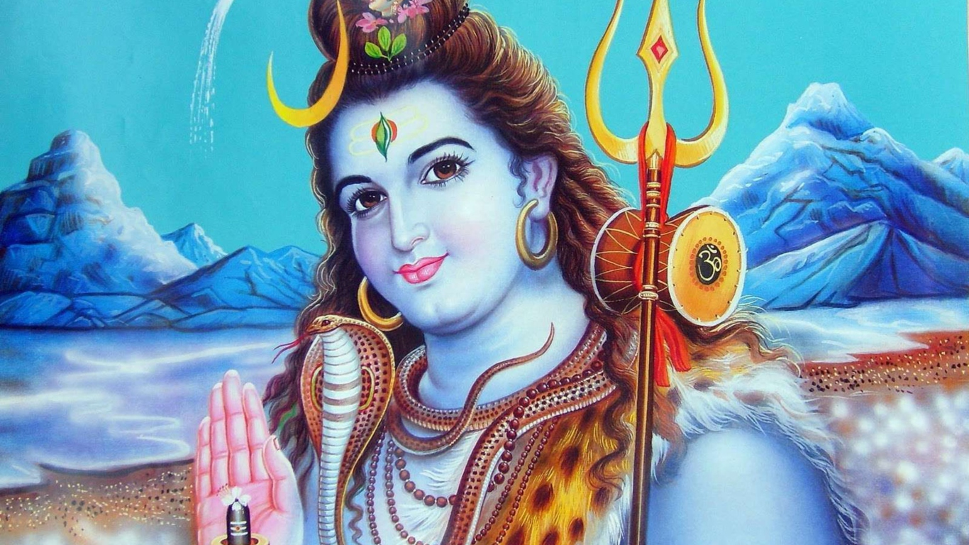Lord Shiva HD Wallpapers - WordZz God shankar mahadev photo