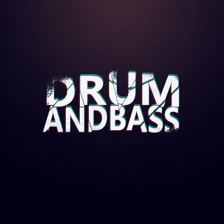 Drum-n-Bass - Obrázkek zdarma pro iPad mini