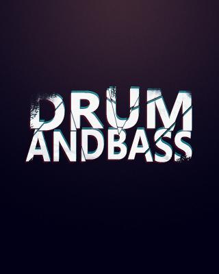 Drum-n-Bass - Obrázkek zdarma pro iPhone 6 Plus