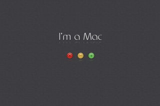 I'm A Mac Wallpaper for Android, iPhone and iPad