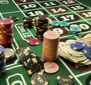 Roulette Casino - Obrázkek zdarma pro 208x208