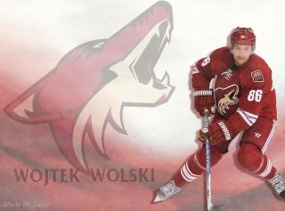 Картинка Wojtek Wolski Phoenix Coyotes на Android