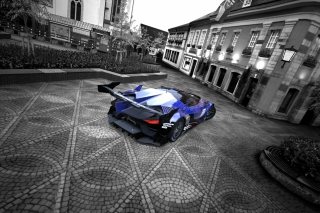 GT by Citroen Race Car Wallpaper for Android, iPhone and iPad