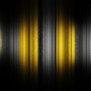 Yellow Lines Pattern - Obrázkek zdarma pro 320x320