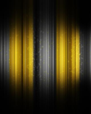 Yellow Lines Pattern - Obrázkek zdarma pro Nokia C-5 5MP