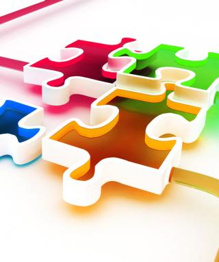 Puzzle - Obrázkek zdarma pro Nokia X2-02