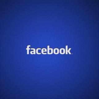 Facebook Logo - Obrázkek zdarma pro 320x320