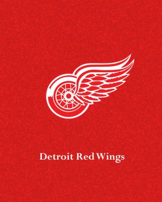 Detroit Red Wings - Obrázkek zdarma pro iPhone 5