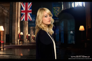 Free The Amazing Spiderman - Gwen Stacy Picture for Android, iPhone and iPad