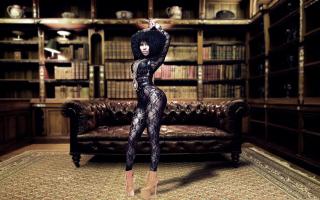 Nicki Minaj Background for Android, iPhone and iPad