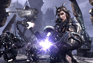 Unreal Tournament 3 Background for Android, iPhone and iPad