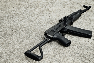 Free Rifle Saiga Picture for Android, iPhone and iPad