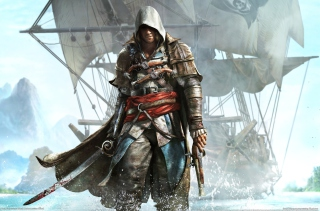 Blackangel - Assassin's Creed - Obrázkek zdarma pro Samsung I9080 Galaxy Grand