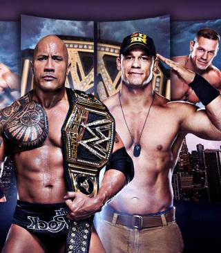 WWE Wrestlemania HD - Obrázkek zdarma pro Nokia C3-01