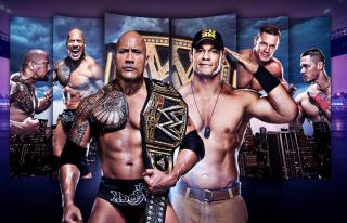 WWE Wrestlemania HD - Obrázkek zdarma pro Motorola DROID 2