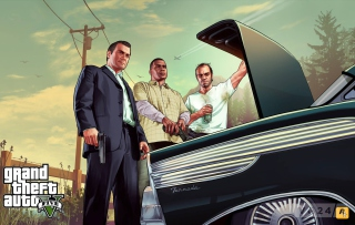 GTA 5 Picture for Android, iPhone and iPad