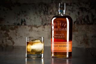 Bulleit Bourbon - Obrázkek zdarma pro 1024x600