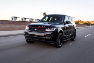 STRUT Land Rover Range Rover Wallpaper for Android, iPhone and iPad