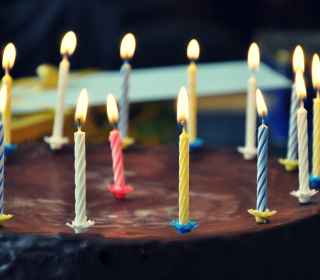 Birthday Cake - Obrázkek zdarma pro iPad mini