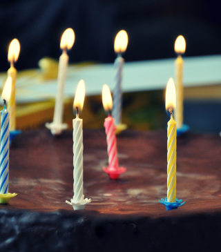 Birthday Cake - Obrázkek zdarma pro Nokia 5800 XpressMusic