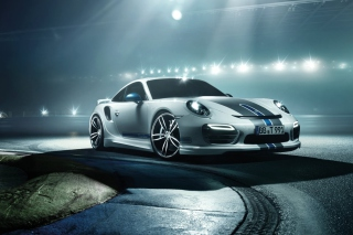 Porsche Racing Car Wallpaper for Android, iPhone and iPad