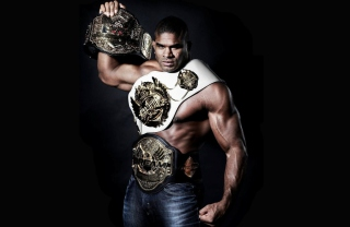 Alistair Overeem Mma Ufc Fighter Mixed Picture for Android, iPhone and iPad