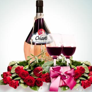 Chianti Wine - Obrázkek zdarma pro iPad 3