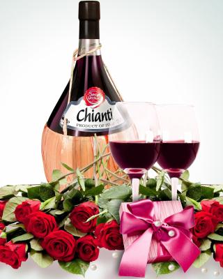Chianti Wine - Obrázkek zdarma pro iPhone 5C