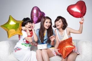 Selina Jen from SHE Taiwanese Mandopop Girl Group - Obrázkek zdarma pro 1440x1280