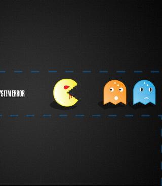 Pacman Yum-Yum - Obrázkek zdarma pro Nokia Asha 501