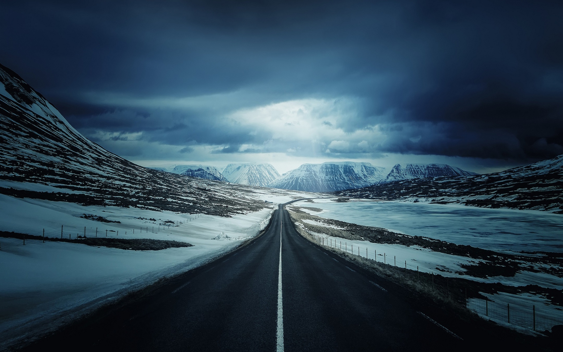 Iceland S Ring Road Wallpapers: Iceland Wallpaper For 1920x1200