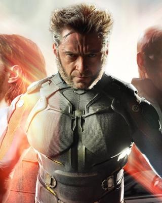 X Men Days Of Future Past - Obrázkek zdarma pro 352x416
