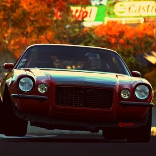 Camaro RS from game Gran Turismo 6 - Obrázkek zdarma pro 1024x1024