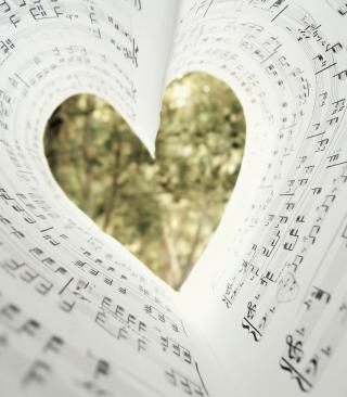Love Music - Obrázkek zdarma pro Nokia X6