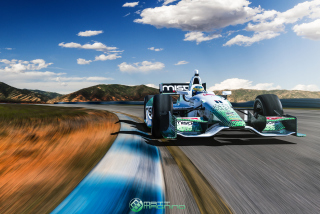 IndyCar Series Racing - Obrázkek zdarma pro HTC EVO 4G