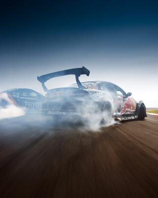 Mazda Rx-8 Drift - Obrázkek zdarma pro iPhone 4