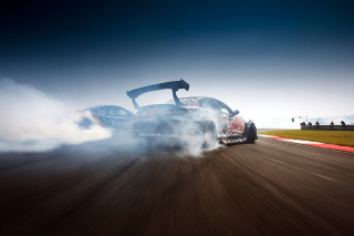 Mazda Rx-8 Drift Background for Android, iPhone and iPad