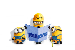 Minions Background for Android, iPhone and iPad