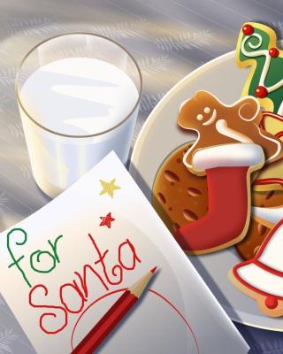 Sweets For Santa - Obrázkek zdarma pro iPhone 4