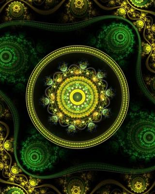 Celtic Flower - Obrázkek zdarma pro iPhone 6 Plus