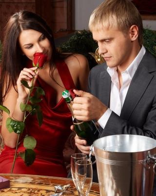 Romantic Couple - Obrázkek zdarma pro Nokia C2-01