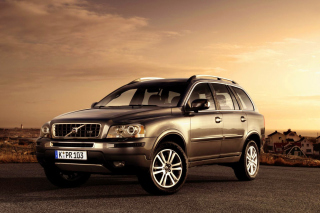 Volvo XC90 Wallpaper for Android, iPhone and iPad