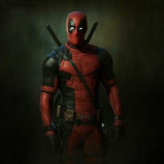 Deadpool Superhero - Obrázkek zdarma pro 2048x2048
