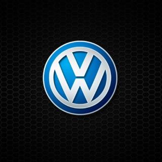 Volkswagen_Logo - Obrázkek zdarma pro iPad mini 2
