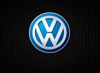 Volkswagen_Logo - Obrázkek zdarma pro 1024x768