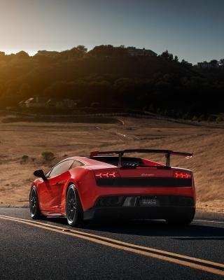 Lamborghini Gallardo LP 570-4 Superleggera - Obrázkek zdarma pro Nokia Asha 202