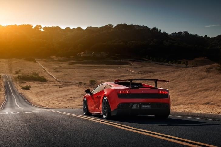 Lamborghini Gallardo LP 570-4 Superleggera wallpaper