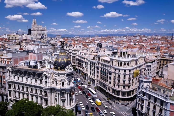 Madrid wallpaper