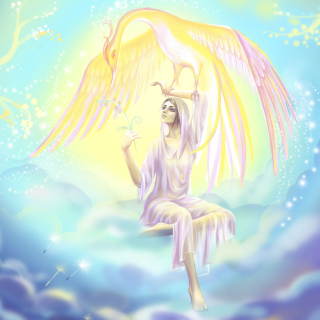 Phoenix Girls by joya filomena - Obrázkek zdarma pro 208x208